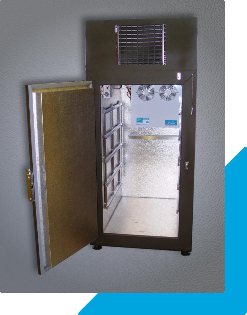 Kühlschrank für mobile Verpflegung Bundeswehr