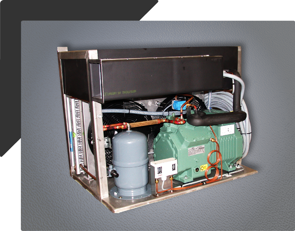 Kompaktklimagerät für mobilen Einsatz mit 9kW Leistung