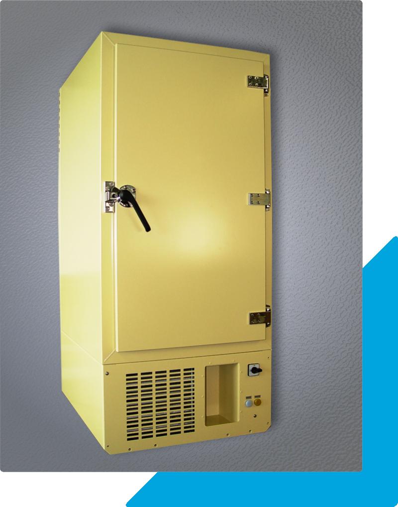Bundeswehr Kühlschrank für Einsatz in der Wüste
