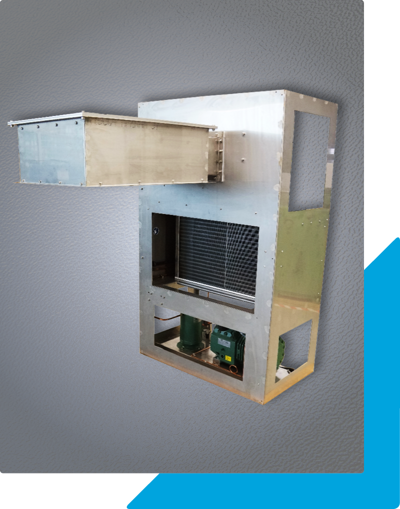 Sonderanfertigung_Klimaanlage_mobile_Fleischverarbeitung_PMC_Back_Front