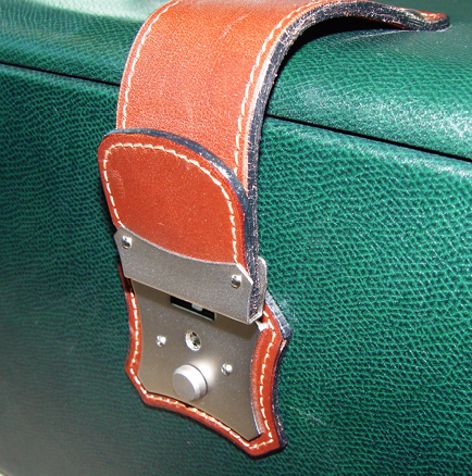 Roadluxe_Irish_Green_Leder_Oldtimer_Picknickkorb_Details